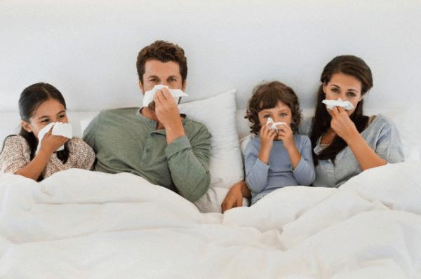 Primavera, Tra Pollini e Allergie