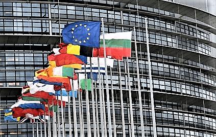 Europa-Bandiere