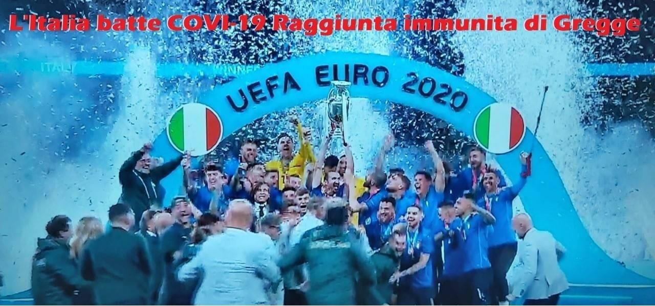 Italia ha vinto